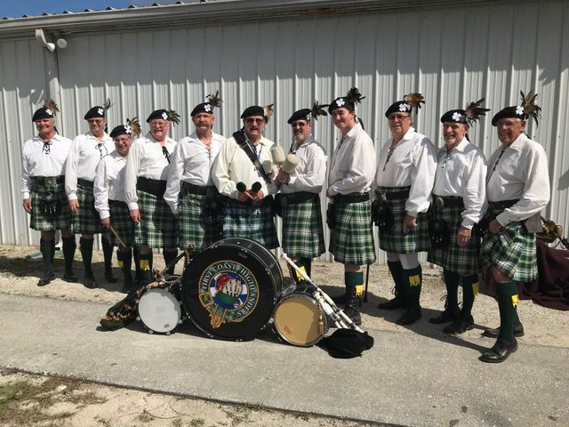 FCH at the 2018 Highland Games