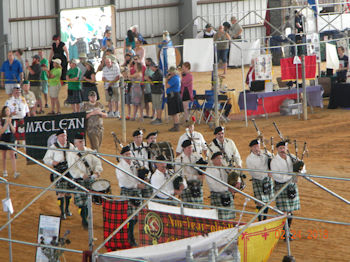 2018 NE FL Highland Games