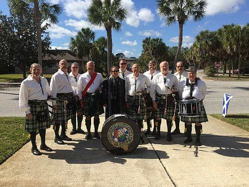 2017 NEFL Highland Games Kirkin of the Tartan at St. Giles Presbyterian Church